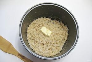Ячневая каша на воде в мультиварке - фото шаг 5