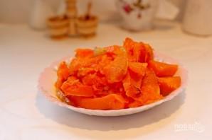 Суп-пюре из тыквы с фрикадельками - фото шаг 3