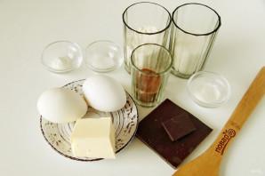 """Шоколадный """"Брауни"""" в духовке - фото шаг 1"""