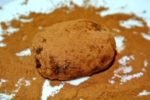 """Пирожное """"Картошка"""" в микроволновке - фото шаг 6"""