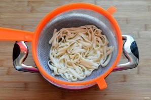 Мисо суп с курицей - фото шаг 5