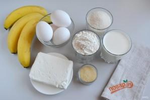 Праздничный торт с творожным кремом - фото шаг 1