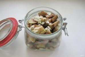 Закуска из баклажанов без уксуса - фото шаг 8