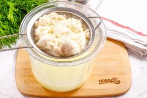 Домашний сыр из обрата