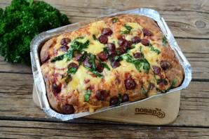 Быстрая пицца (мастер-класс) - фото шаг 6