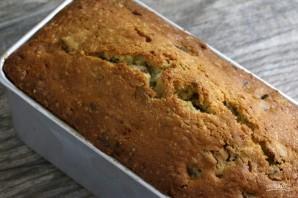 Ореховый кекс с апельсиновой глазурью - фото шаг 13