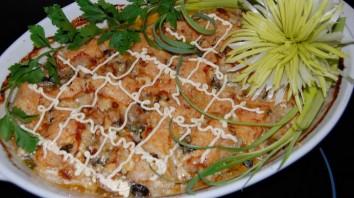 Пангасиус в духовке с овощами - фото шаг 10