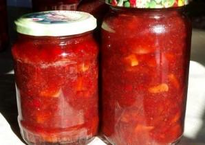 Варенье из брусники с яблоками - фото шаг 4