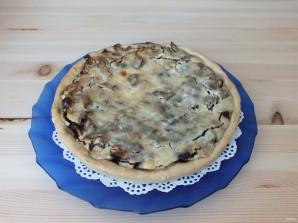 Пирог с черносливом и сметаной - фото шаг 12