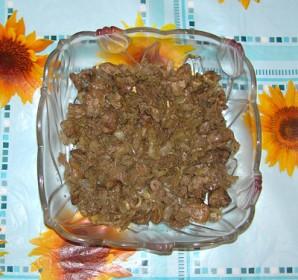 "Салат с печенью ""Ермак"" - фото шаг 1"