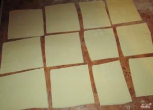 Конвертики с вареньем - фото шаг 1
