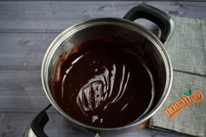 Шоколадный крем-ганаш для десертов - фото шаг 3