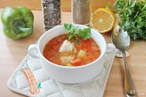 Тунисский суп - фото шаг 11