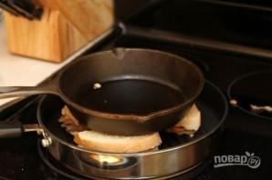 Горячие бутерброды на завтрак - фото шаг 5