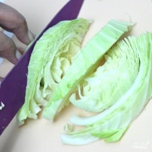 Отварная капуста - фото шаг 5