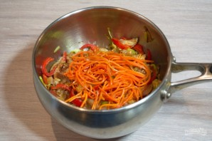 Азиатский куриный суп - фото шаг 8