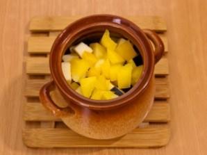 Суп из баранины и овощей - фото шаг 11