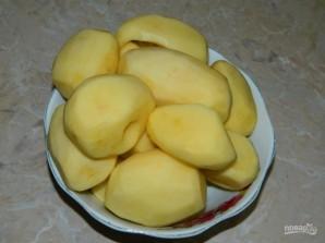Картофель с мясом по-гречески - фото шаг 1