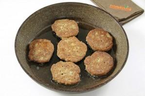 Котлеты из печени с картошкой - фото шаг 9