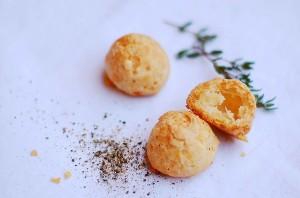 Заварное тесто с сыром - фото шаг 9