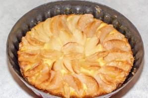 Пирог из творога и яблок - фото шаг 7