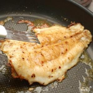 Филе трески на сковороде - фото шаг 6