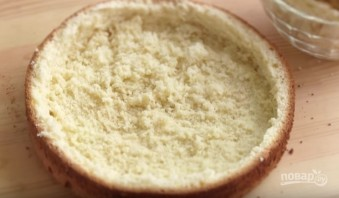 Торт с клубникой - фото шаг 5