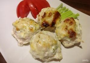Фрикадельки под соусом в духовке - фото шаг 12