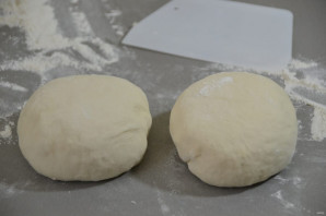 Осетинские лепешки с картошкой - фото шаг 14