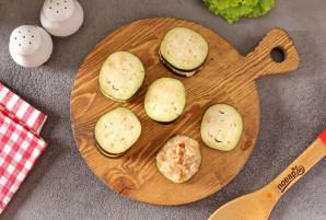Баклажаны-бургеры - фото шаг 4