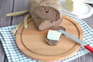 Льняной хлеб на закваске - фото шаг 13
