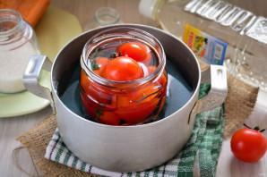 Сладкие помидоры с луком на зиму - фото шаг 5