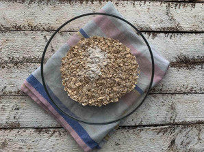 Овсяное печенье с финиками - фото шаг 3
