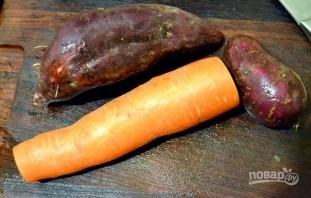 Рагу из говядины в тыкве по-аргентински - фото шаг 8
