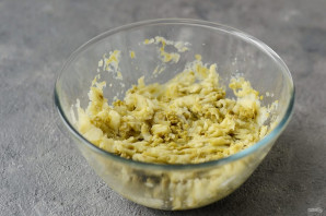 Котлеты из картофеля и гороха - фото шаг 3