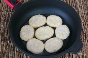 Сырники с овсянкой - фото шаг 6