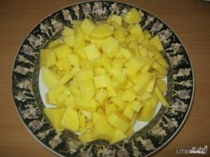 Щи из свежей капусты со свининой - фото шаг 2