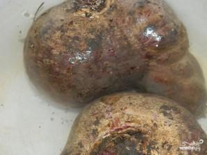 Простой салат со свининой - фото шаг 3