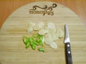 Малосольные огурчики хрустящие быстрого приготовления - фото шаг 3