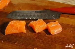 Итальянский томатный суп с морепродуктами - фото шаг 5