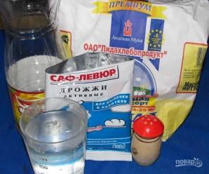 Замороженное дрожжевое тесто - фото шаг 1
