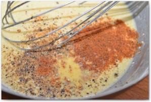 Запеканка из брокколи в духовке - фото шаг 6