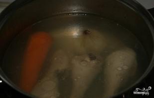 Томатный суп-пюре для похудения - фото шаг 1