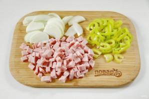 Картофельная запеканка на сковороде - фото шаг 2