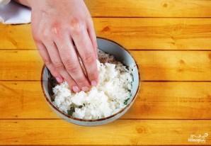 Суши с лососем - фото шаг 6