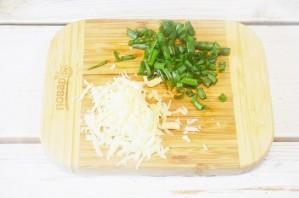 Салат из брокколи со сладкой заправкой - фото шаг 3