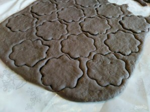 Ягодное печенье из затяжного теста - фото шаг 7
