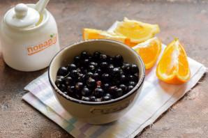 Варенье из смородины с лимоном и апельсином