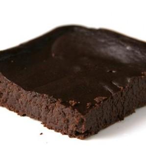 Шоколадные пирожные с фасолью и авокадо - фото шаг 5