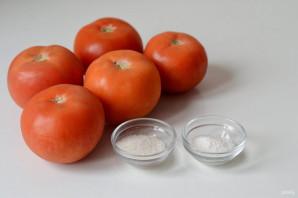 Домашний томатный сок на зиму - фото шаг 1